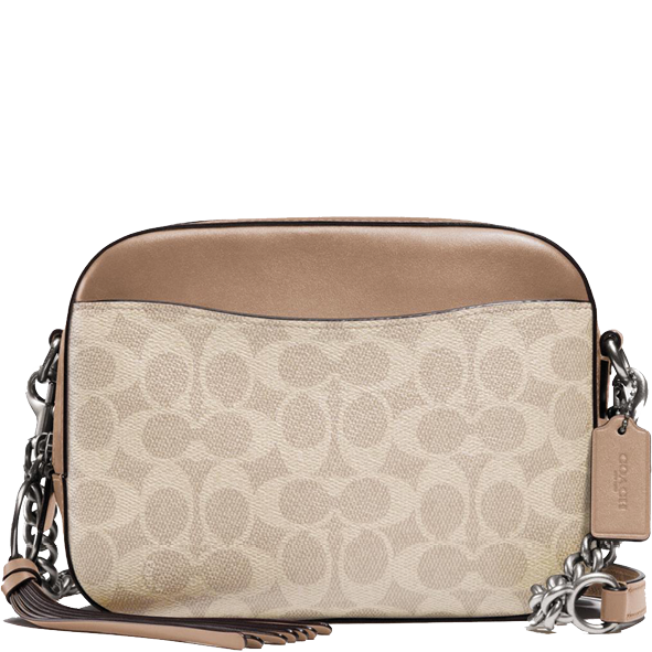 COACH - Camera Bag - Taupe