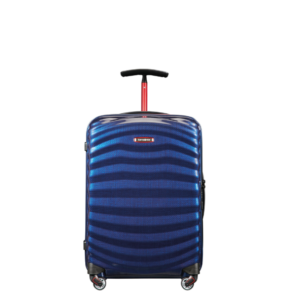 SAMSONITE - Lite Shock Sport - 55cm - Nautical Blue