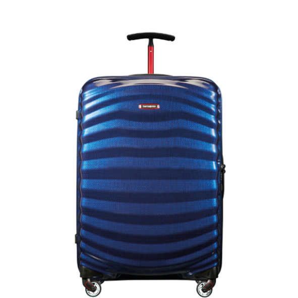 SAMSONITE - Lite Shock Sport - 75cm - Nautical Blue