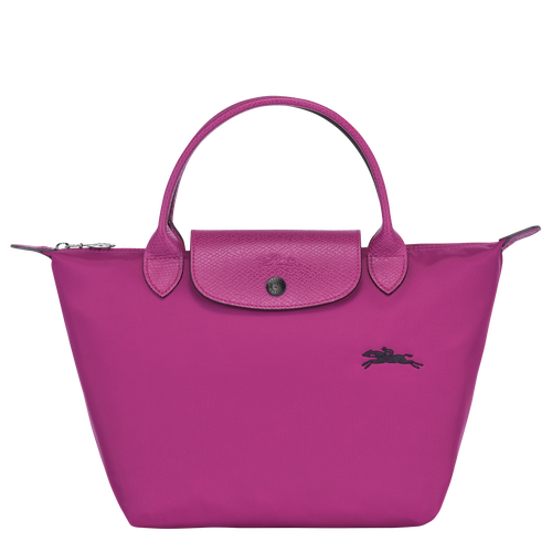 LONGCHAMP - Le Pliage Club - sac porté main S - Fuchsia