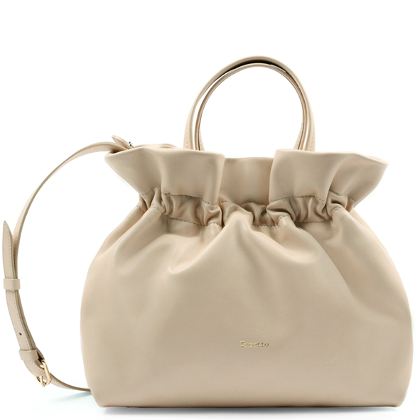 Sac Repetto Studio de couleur beige