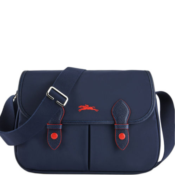 Sac besace Longchamp Le pliage club