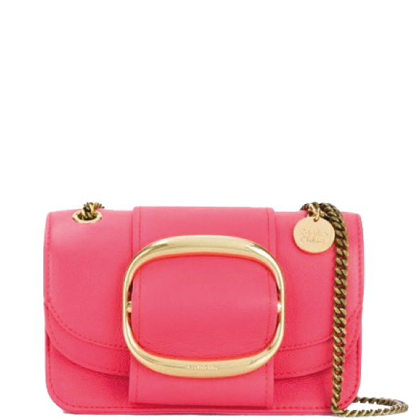 SEE BY CHLOE - Sac Hopper S - radiant pink
