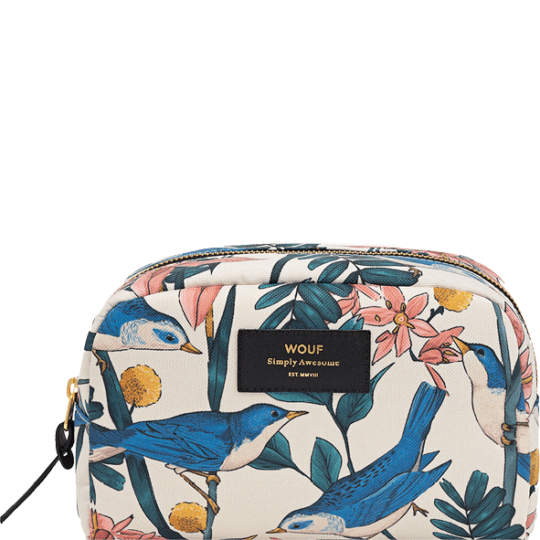 WOUF - Trousse de toilette - Birdies