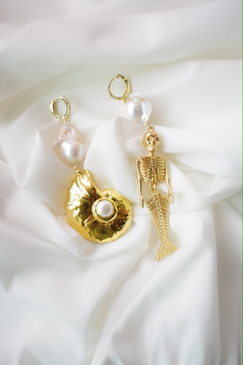 Aquata earrings
