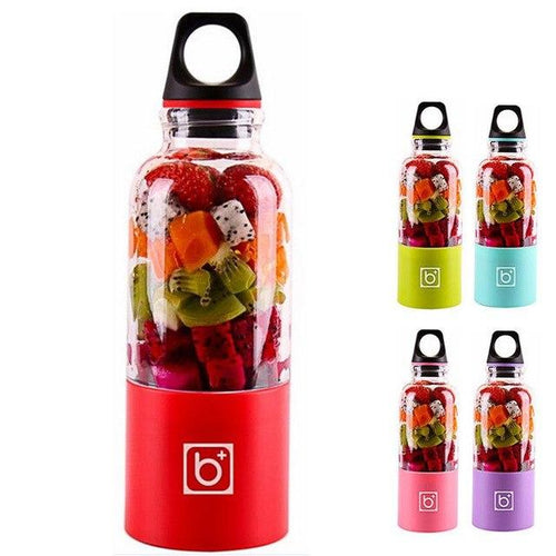 best blender bottle sportmixer 500ml USB Rechargeable 100% QUALITY SATISFACTION GUARANTEE