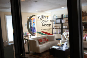 Pulling Down the Moon holistic fertility centers