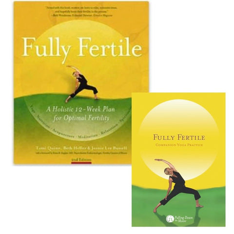 Fully Fertile Book and Streaming Companion Yoga Video