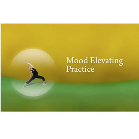 30-Minute Fully Fertile Streaming Yoga Practice:  Mood Elevating