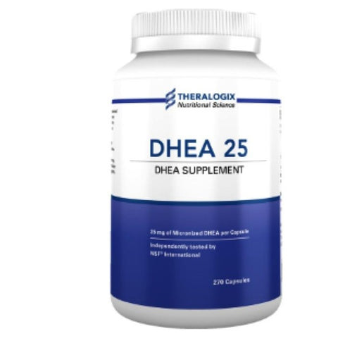 DHEA 25 Nutritional Supplement