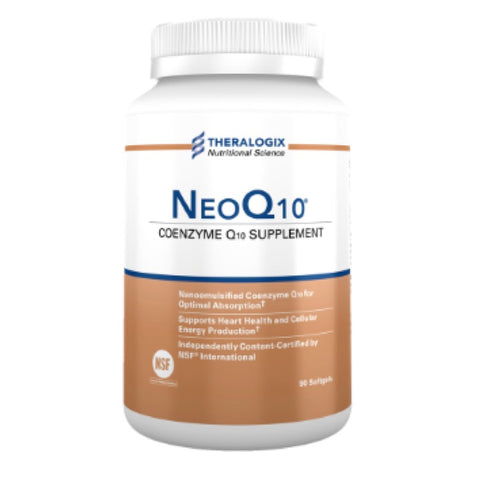 NeoQ10 Coenzyme Q10 (CoQ10) 90 Count