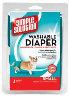 Bramton Company Diaper Garment - Small - 8-15 Lb. - New Clamshell Pk.