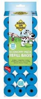 Bags On Board Refill Pantry Pk. 315 Bags (Replaces 102071)