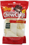 Rawhide Express Natural Thick Rawhide Chips 1 lb.
