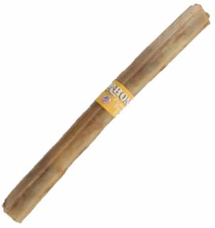 Super Bone Peanut Butter Pressed Rawhide Roll 10""