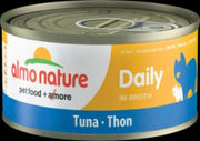 Almo Daily Cat Tuna  24/2.47 Oz.