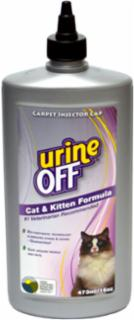 Urine Off Cat/Kitten Bottle 16 oz.