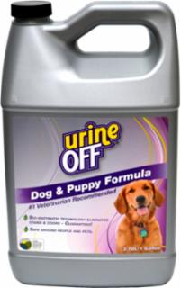 Urine Off Dog/Puppy Gallon