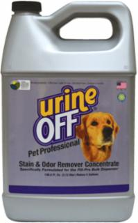 Urine Off Pet Proof Concentrated Refill 1gal