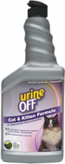 Urine Off Cat/Kitten Hard Surface Spray 500ml