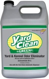 Urine Off Yard Clean Green 1gal