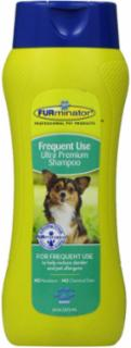 Furminator Frequent Use Ultra Premium Shampoo 16 oz.
