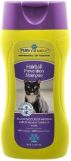 Furminator Cat Hairball Prevention Shampoo 8.5 oz.