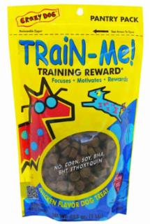Cardinal Pet Crazy Dog Training Rewards - Chicken 16oz