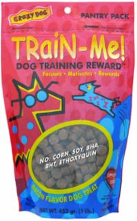 Cardinal Pet Crazy Dog Training Rewards - Bacon 16oz