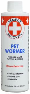 Cardinal Remedy + Recovery Pet Wormer 8Z