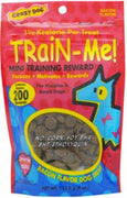 Cardinal Pet Train-Me!  Mini Training Rewards Bacon  4OZ