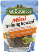 Cardinal Pet Botanics Training Rewards Mini Treats - Bacon 4oz