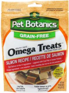 Cardinal Pet Botanics Healthy Omega Treats - Salmon 5oz