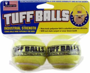 PetSport Tuff Ball 2pck