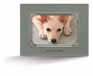 Amscan Grey The Family Mascot Frame 6.5