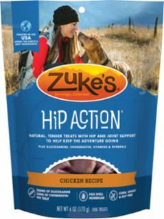 Zuke's Hip Action Chicken Recipe 6Z *REPL 134055