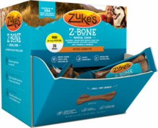 Zuke's Z-Bone Carrot Crisp Mini 36ct *REPL 134269
