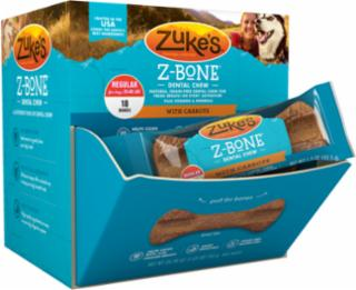 Zuke's Z-Bones Clean Carrot Crisp Regular 18ct *REPL 134271
