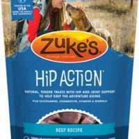 Zuke's Hip Action Beef Recipe 6oz *REPL 134291