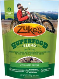 Zuke's SuperFood Blend With Great Greens 6oz *REPL 134315