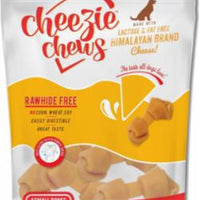 "Cheezie Chews Cheese Knots 3-4""         Small 4 pk"