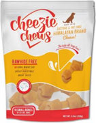 "Cheezie Chews Cheese Knots 3-4""         Small 10 pk"