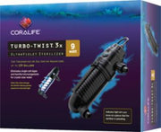 Coralife  Turbo Twist UV Sterilizer 3X9 Watts