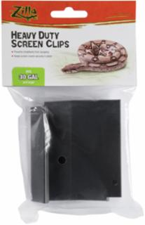 Zilla Screen Clips Heavy Duty Large