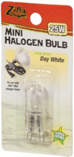 Zilla Halogen Lamp Mini White 50 Watts