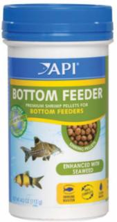 API Bottom Feeder Shrimp Pellet 4 oz.