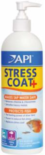 API Stress Coat With Pump Top 16 oz.