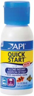 API Quick Start Aquarium Cycler 1 oz.