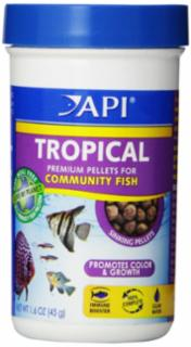 API Tropical Pellet 1.6 Oz
