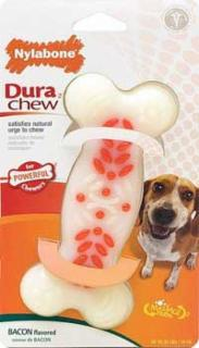 Nylabone Dura Chew Plus Bacon Wolf